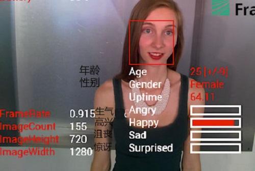 已具备情绪识别功能的谷歌眼镜